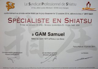 titre specialiste vita shiatsu